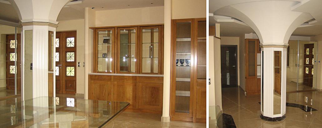 Progettazione interni villa cassino gg progetti for Progettazione interni