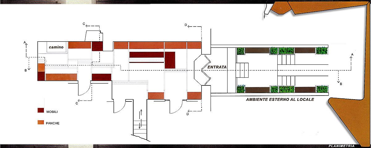 Ristrutturazione tavernetta gg progetti - Ristrutturazione mobili legno ...