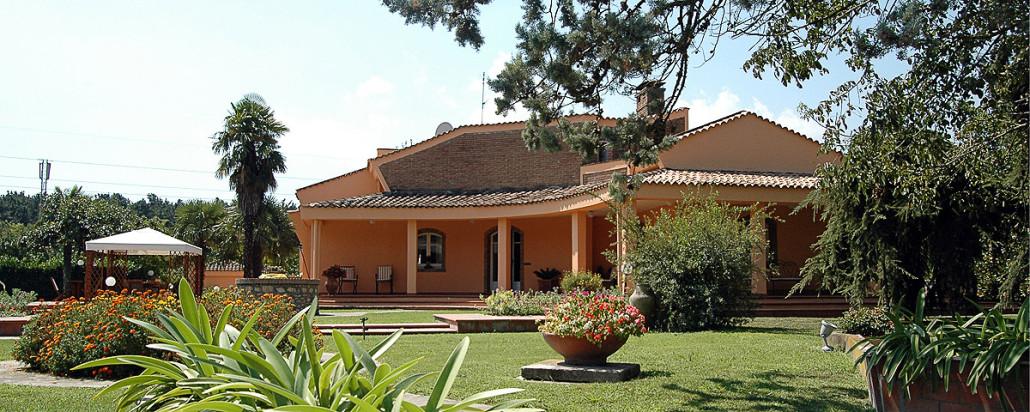 Progettazione villa Appia Antica - GG progetti