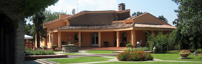 Studio architettura bologna gg progetti - Giardini di villette ...
