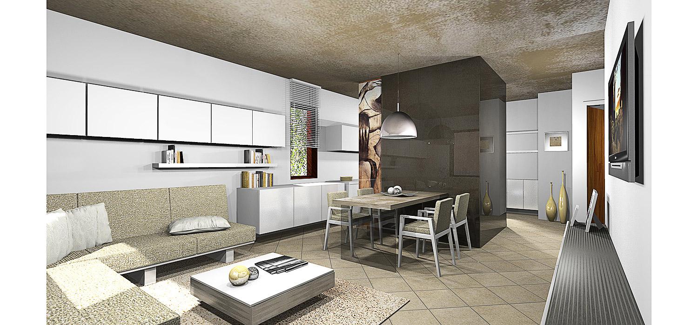 Progettazione interni villa gg progetti for Progetti design interni