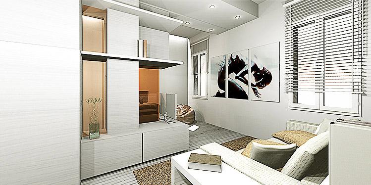 Ristrutturazione appartamento medicina gg progetti for Arredo luce bologna