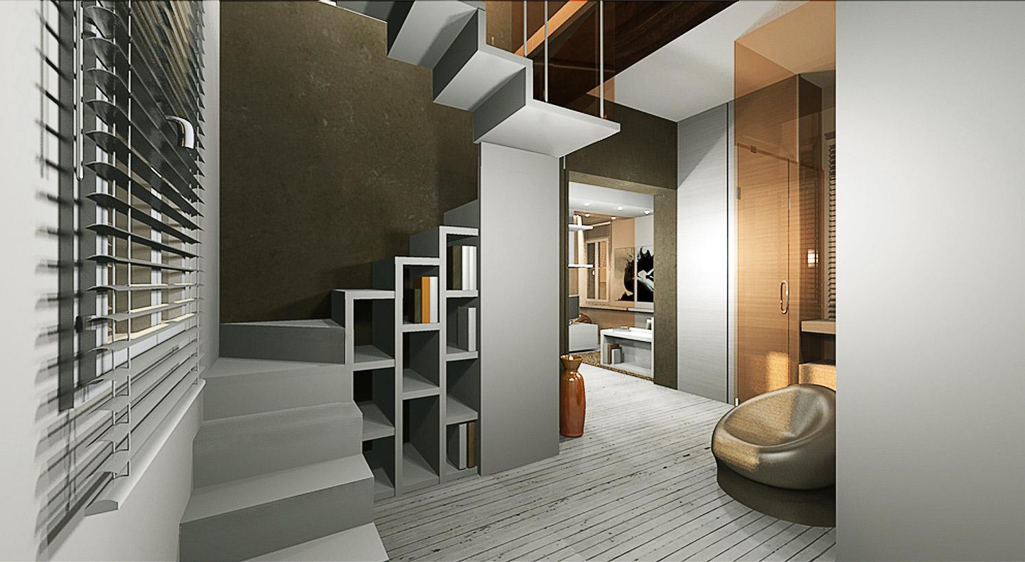 Ristrutturazione appartamento medicina gg progetti - Ristrutturazione interna casa ...
