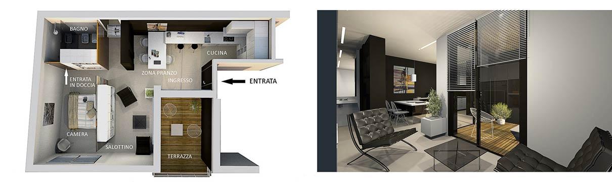 Ikea monolocale 20 mq le ultime idee sulla casa e sul - Arredare casa 30 mq ikea ...