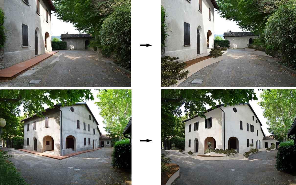 Ristrutturazione casa prima e dopo - Calcolo preventivo ristrutturazione casa ...