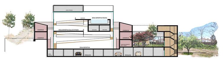 Opera pubblica centro commerciale gg progetti for Progetti di costruzione commerciale gratuiti