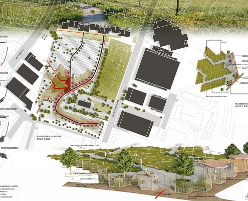 Concorsi architettura ingegneria archivi gg progetti - Tavola valdese progetti approvati 2015 ...