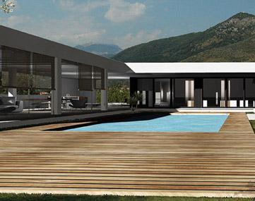 Progetto Villa Cassino