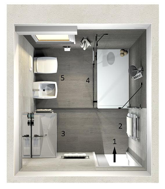 Oltre 1000 idee su ristrutturazione del bagno su pinterest for 6 piani di casa con 4 bagni