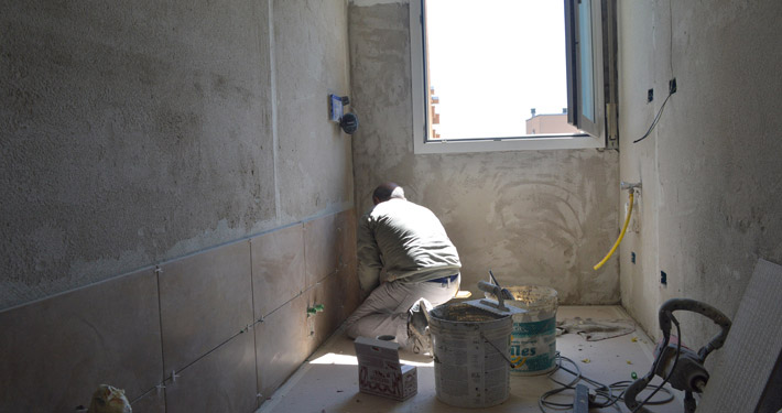 Ristrutturazione casa bologna gg progetti - Ristrutturazione edilizia bagno ...