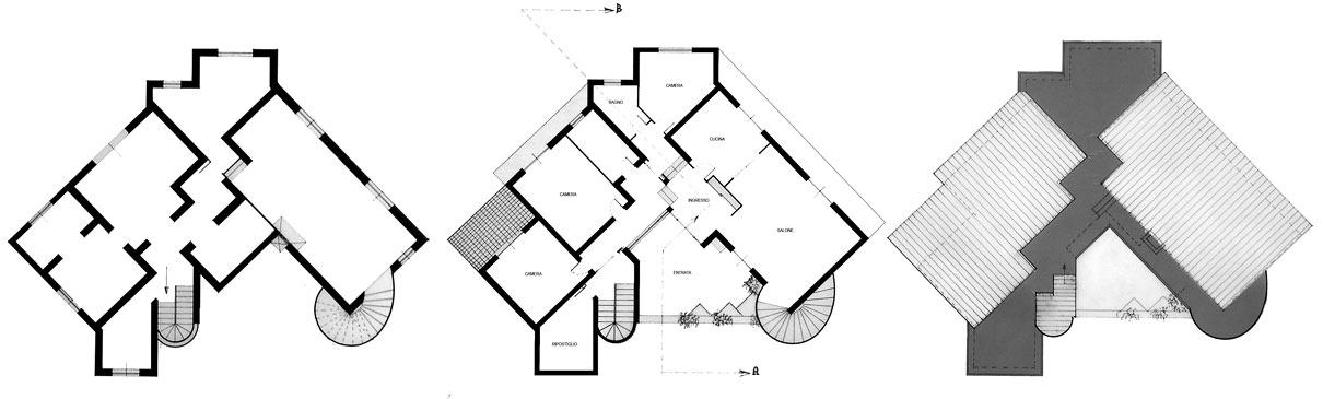 progettazione villa giardino